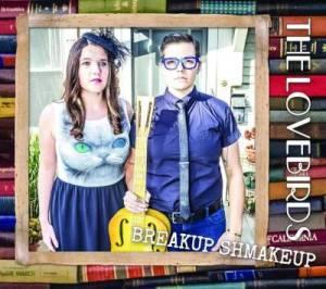 The Lovebirds CD